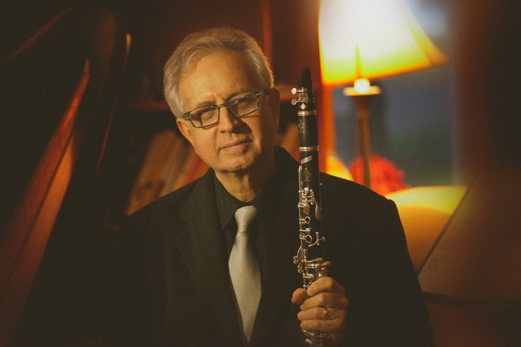 Paul Green, clarinet